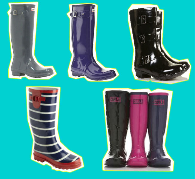 New Trend The Wellington Boot