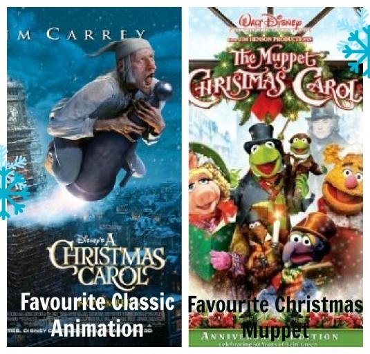 The Muppet Christmas Carol: Top 10 Feel Good Christmas Movies! ⋆ Tolly Dolly Posh Fashion