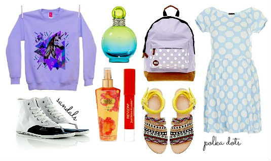 birthday wishlist asos bank ohh deer zara revlon