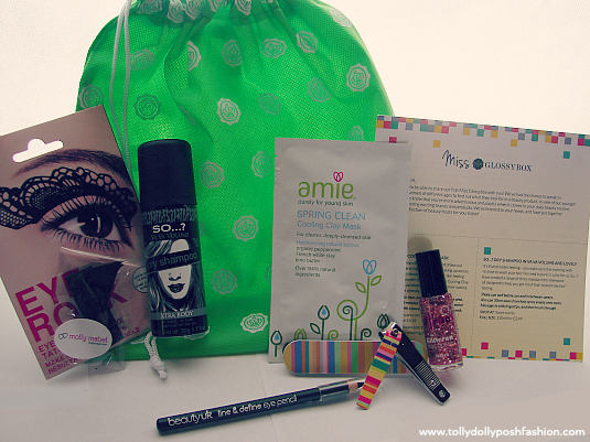 miss glossybox review