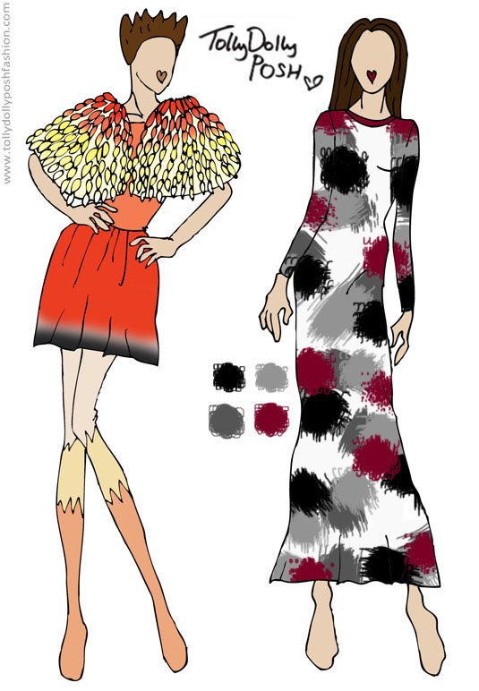 tolly dolly posh fashion designs
