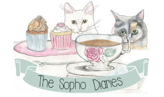 the sopho diaries 3