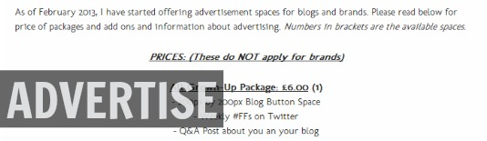 advertiseblog