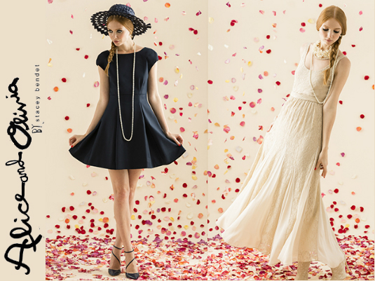 the best look books of a/w 13' alice and olivia