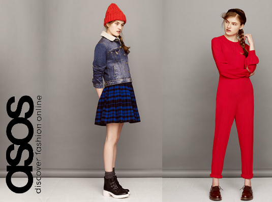 the best look books of a/w 13' asos