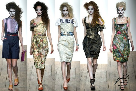 London Fashion Week Vivienne Westwood Red Label SS14