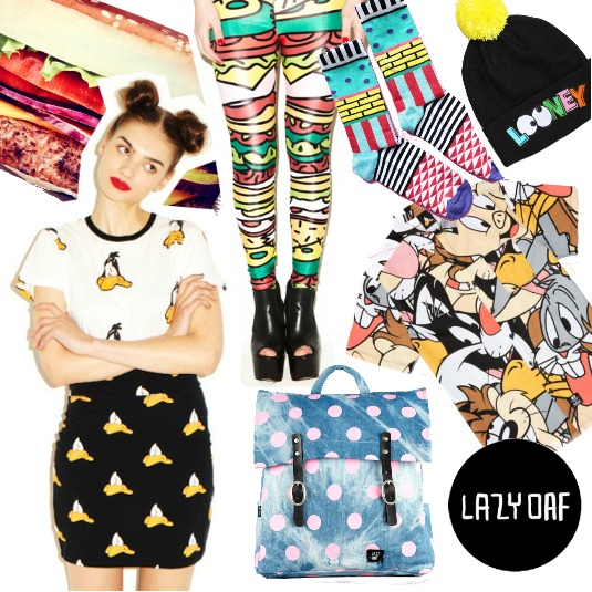 lazy oaf fashion designer teen fashion designer illustrations fashion design ideas collaboration