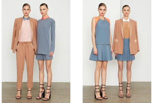 2DKNY Pre-Fall Collection 2014