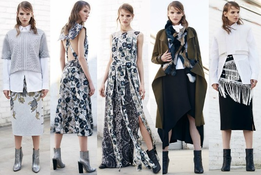BCBG Max Azria Pre-Fall Collection 2014