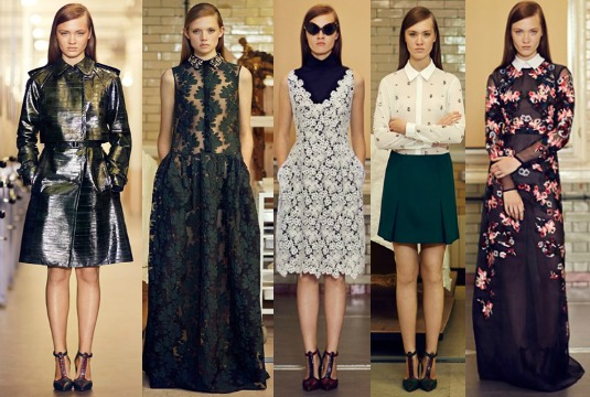 Erdem Pre-Fall Collection 14