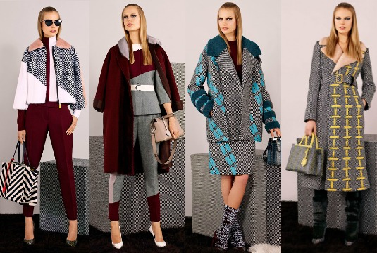 Fendi Pre-Fall Collection 2014