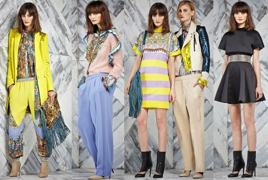 Just Cavalli Pre-Fall Collection 2014
