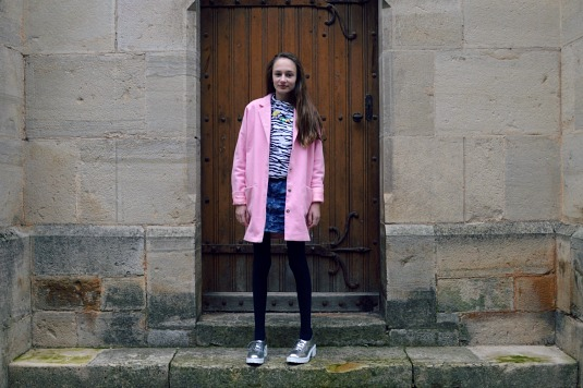 my style ark clothing punkypins asos pink coat ss14 trend