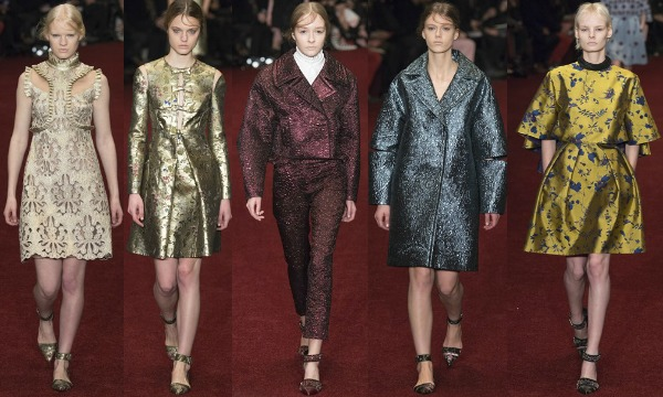 Erdem AW14' London Fashion Week Review