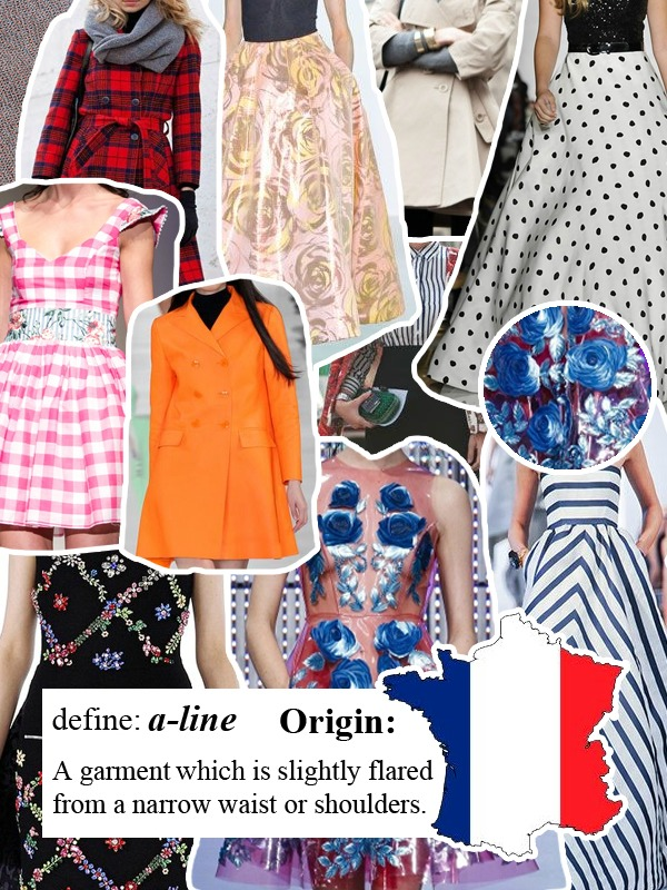 a-line a-z fashion guide1