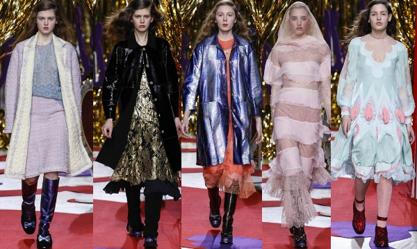 Meadham Kirchhoff AW15' London Fashion Week Review