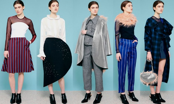 Shao Yen AW15' London Fashion Week Review