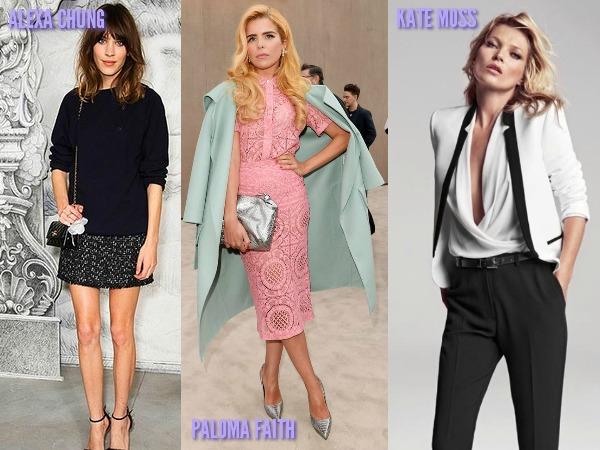 smiling models fashion week debate h&m chanel