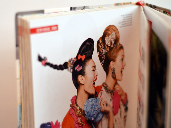 fashion books style feed style diaries dreaming of dior fashion dictionary teen vogue handbook