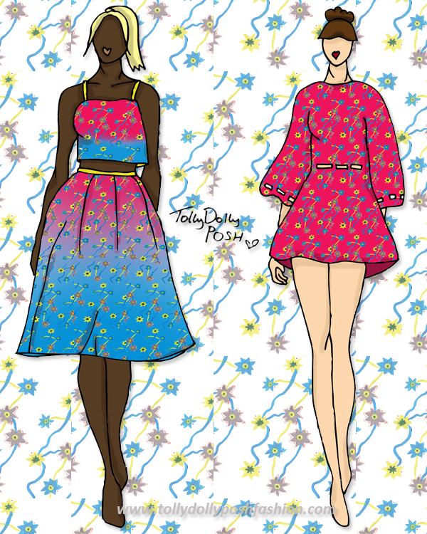 liberty london inspired fashion design collection teen fashion designer