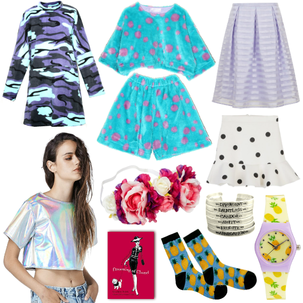 14th birthday wishlist ASOS Dorothy Perkins UNIF Somewhere Nowhere