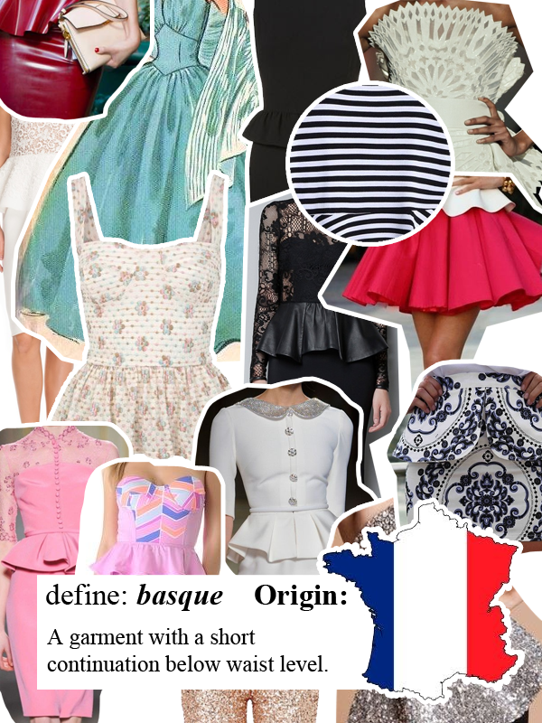 a-z fashion guide basque 1