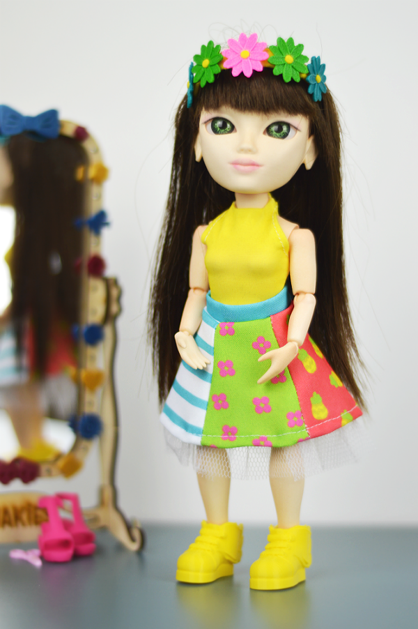 makie teen couture collection tolly dolly posh