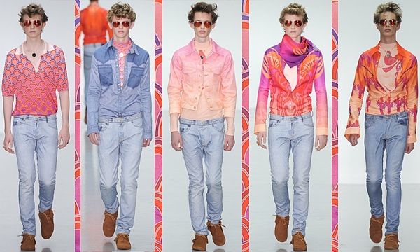 Katie Eary London Collections: Men SS15 Review