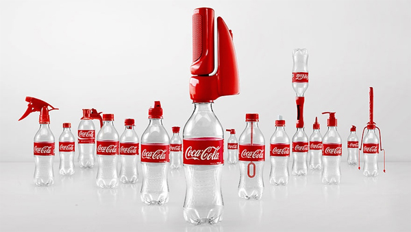 3 fashion diy ideas bottle caps coca-cola 2nd life