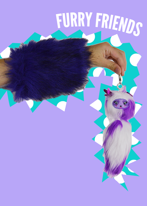 a/w 2014-2015 accessory trends faux fur