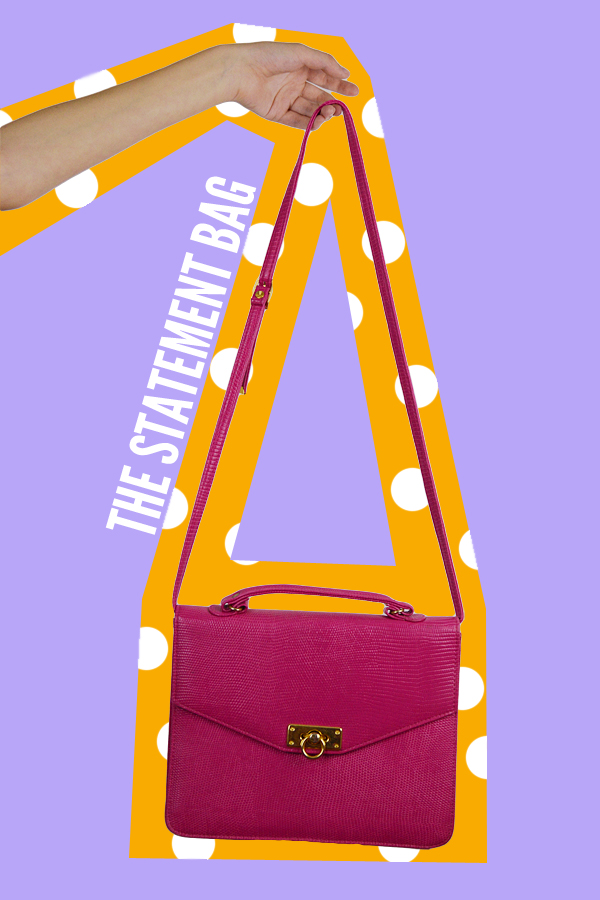 a/w 2014-2015 accessory trends statement bag