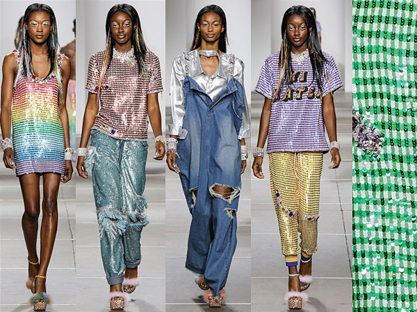 Ashish London Fashion Week SS15 Review