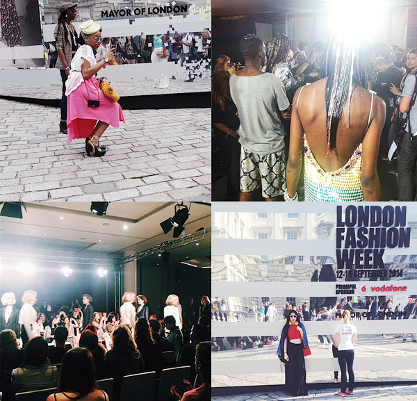 Why should bloggers go to fashion week
