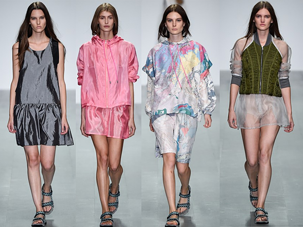 Christopher Raeburn London Fashion Week SS15 Review