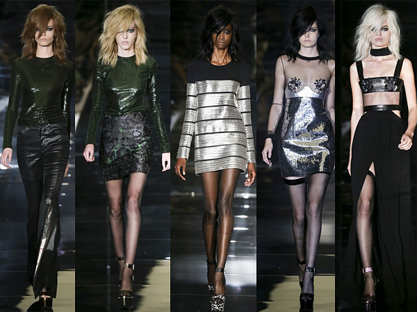 Tom Ford London Fashion Week SS15 Review