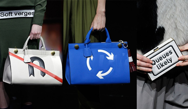 London Fashion Week AW 15 Anya Hindmarch 1
