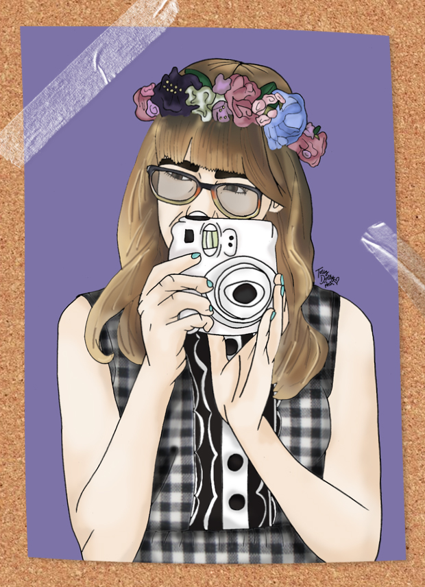 Illustrated Fashion Bloggers Emily Jane Blog EmilyJane.Typepad.com
