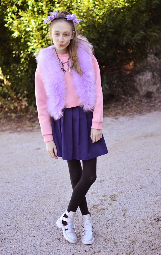 how to dress for winter - glamorous, boohoo, johnny loves rosie - ootd