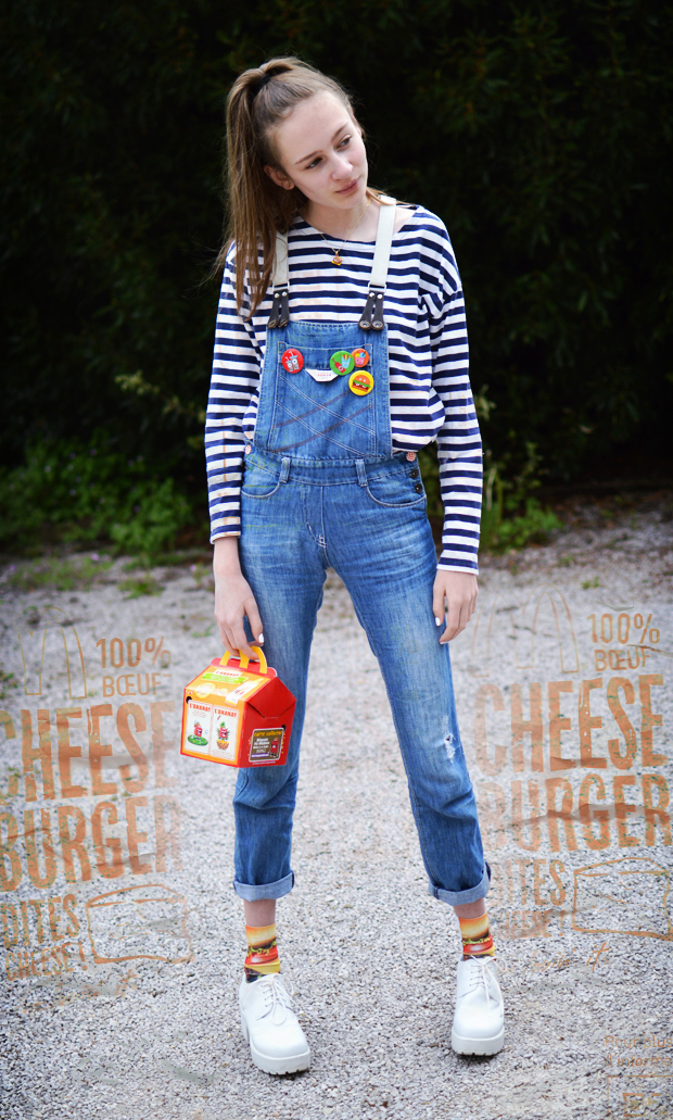 fast food fashion inspired outfit ASOS