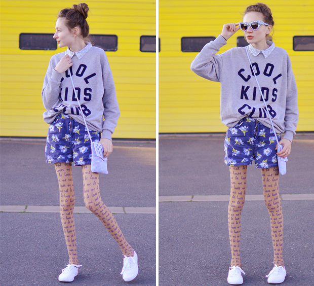 MyTights.com ASOS OOTD Fashion Blog