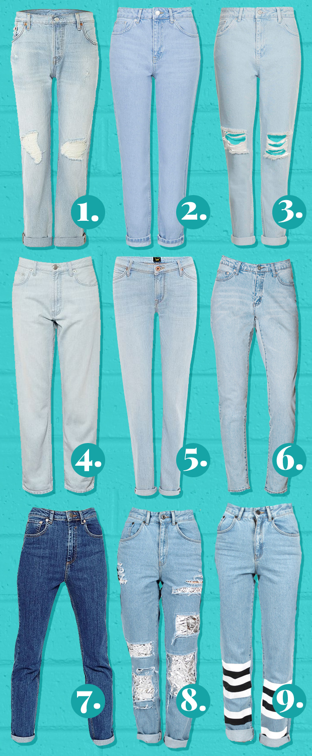 Highstreet Budget Denim Mom Jeans - House of Fraser, Levi's, The Ragged Priest