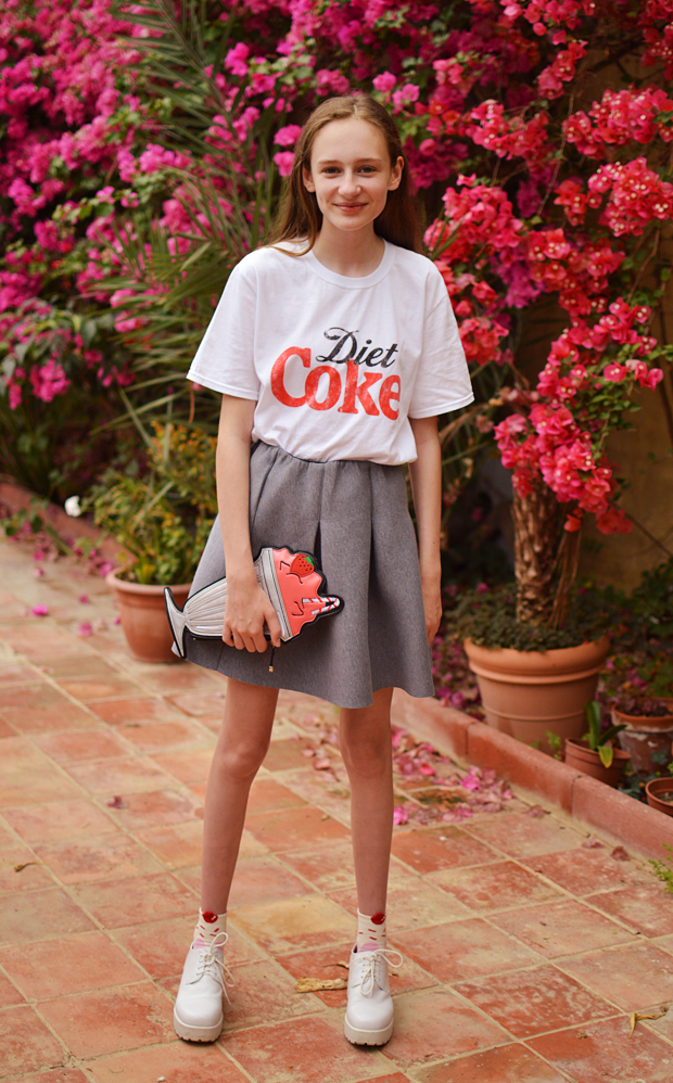 How To Style Fast Food Fashion - ASOS - New Look - Truffle Shuffle - Diet Coke Float