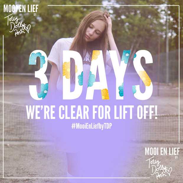 50% Off Mooi en Lief by Tolly Dolly Posh Discount Giveaway