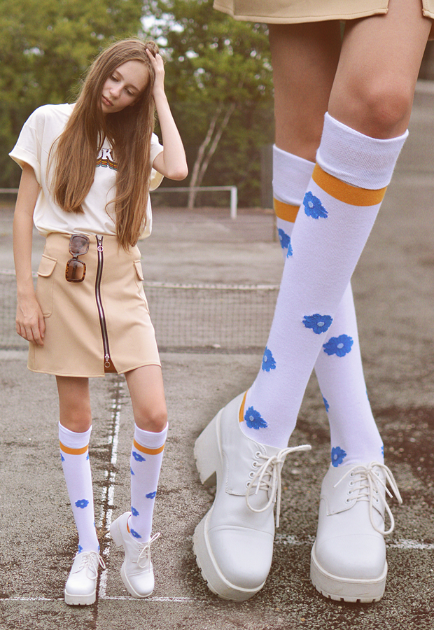 Mooi En Lief By Tolly Dolly Posh Fashion Socks Collection Now Available