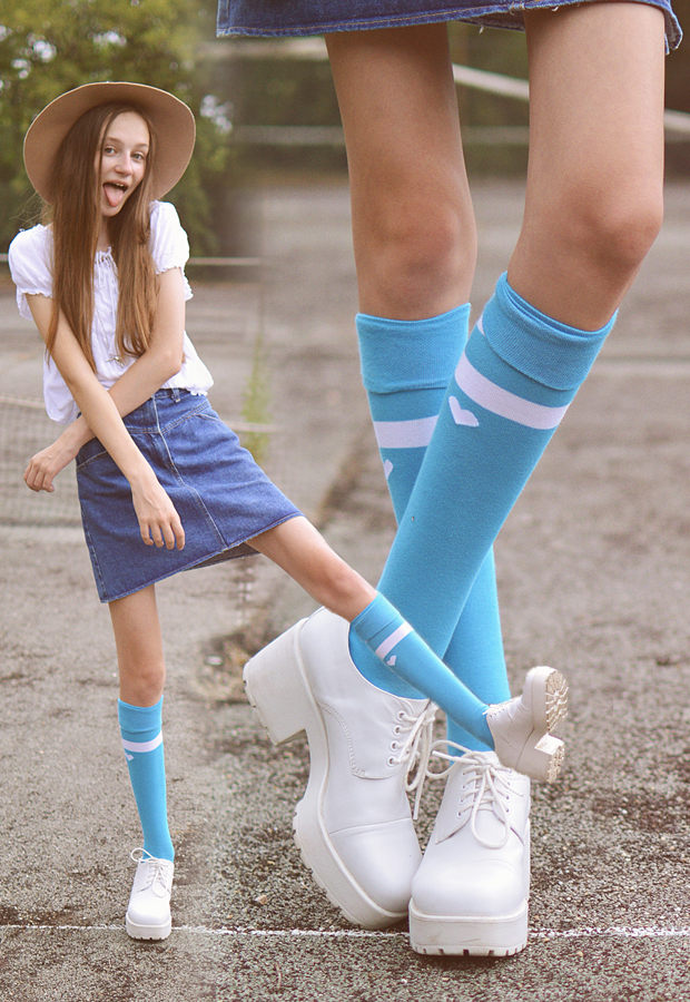 Mooi en Lief by Tolly Dolly Posh Fashion Socks Collection - NOW AVAILABLE