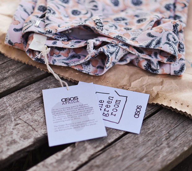 Ethical Fashion Sale Shopping - ASOS Africa & People Tree Zandra Rhodes