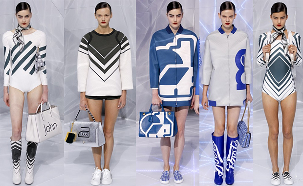 Anya Hindmarch London Fashion Week SS16 Review
