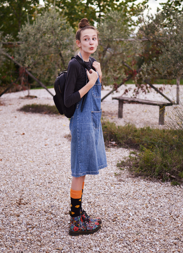 Back To School Dr Martens AW15 Collection Wanderlust 101