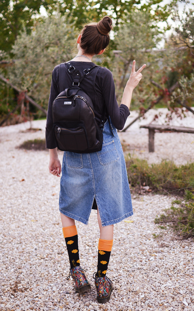 Back To School Dr Martens AW15 Collection - Wanderlust 101