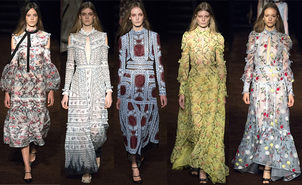 Erdem London Fashion Week SS16 Review
